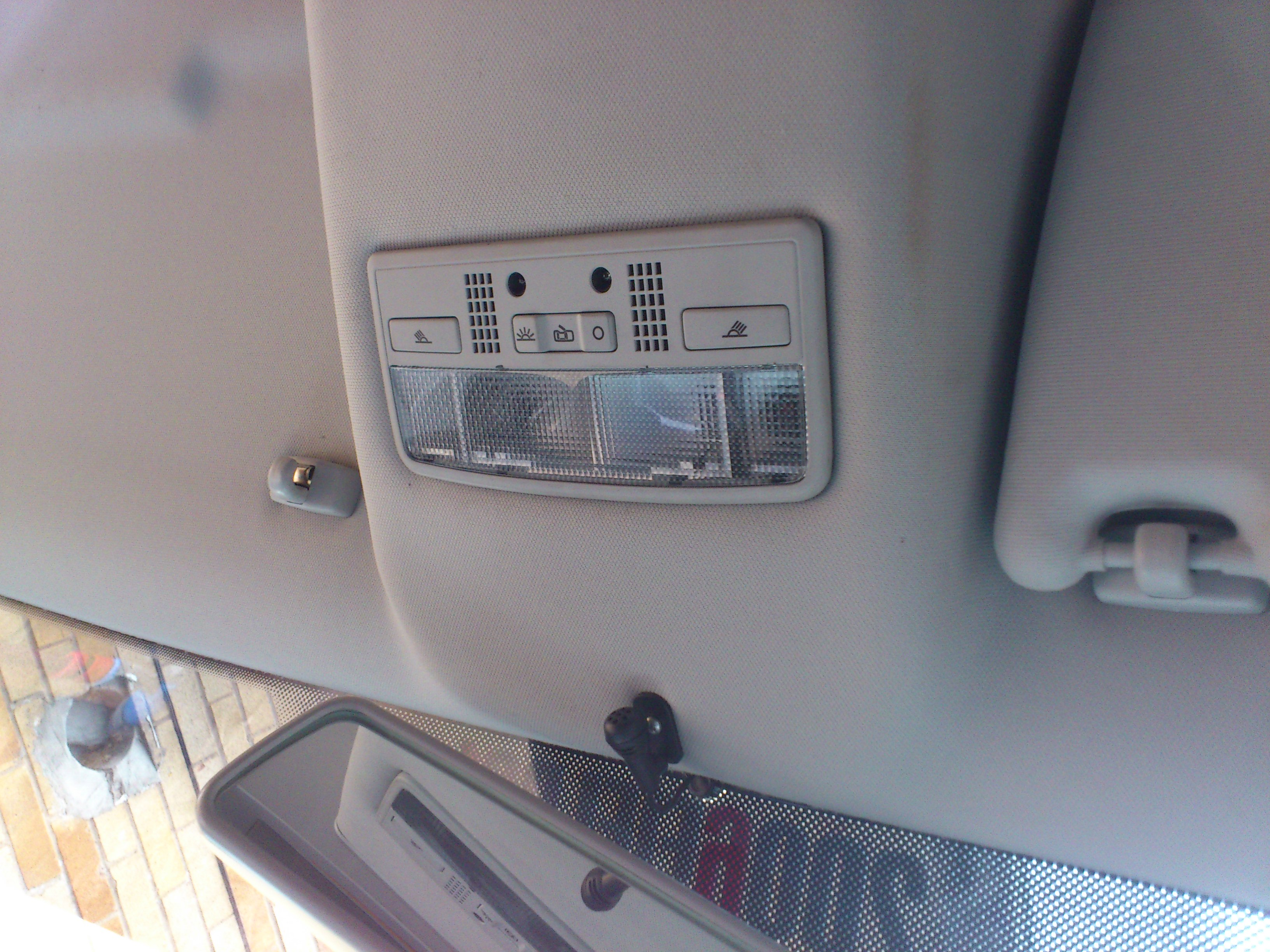 light vans alarm vw interior img module and crafter